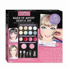 fashion angels makeup artist sketch portfolio set mugeek vidalondon
