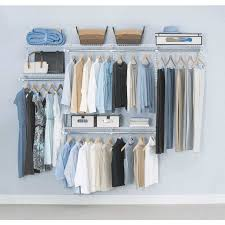furniture closet shelving systems lowes closet organizers