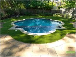 backyards splendid small pool in backyard backyard ideas modern