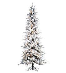 best slim artificial trees ideas on lowes pre lit