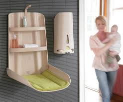 foldable baby changing table wall mounted foldable baby changing