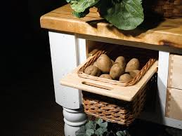 Pull Out Baskets For Kitchen Cabinets by Cabinet Accessories For Custom Kitchen Cabinetry Bertch Cabinets