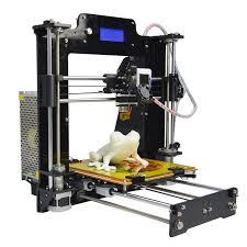 Amado 3D printer DIY kit reprap mendel prusa i3 - $309.00 : Rp3d.com @BP81