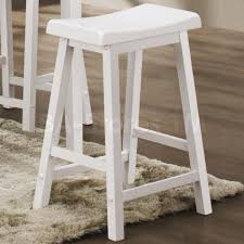 white bar stools with backs wooden stools white metal step stool