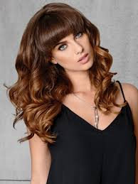 Human Hair Fringe Extensions by 16