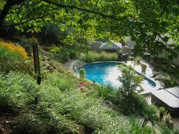 steep hillside landscaping ideas fabulous dramatic planting