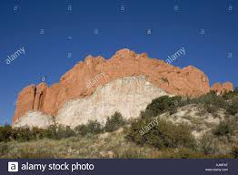 Garden Of The Gods Rock Formations Rock Formation White Rock Gateway Rock Garden Of The Gods