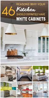 kitchen cabinet designs 2017 46 best white kitchen cabinet ideas for 2017 light kitchen cabinet