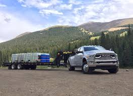 Dodge Truck Ram 3500 - 2016 ram 3500 hd takes on the 30 000 lbs super ike towing review