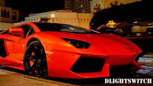 Lamborghini Aventador Features - orange lamborghini aventador with spoiler youtube