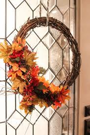Fall Wreaths Diy Fall Wreath The Wood Grain Cottage