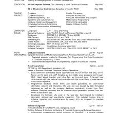 computer science resume examples sample computer science resume