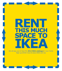 Ikea Catalogue Ikea Catalogue Space Rent The Inspiration Room