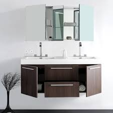 Bathroom Vanities Grey by Fresca Bath Fvn8013go Opulento Double Vanity Sink With Medicine