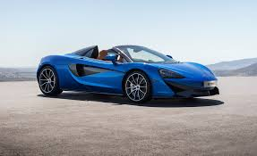 maserati spyder 2018 2018 mclaren 570s spider photos and info news car and driver