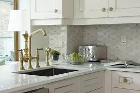 marble octagon tile transitional kitchen sarah richardson design