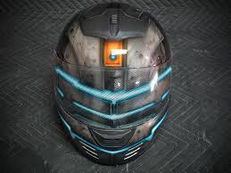 Cool Welding Pictures Random Cool This U0027dead Space U0027 Motorcycle Helmet Would Look Great