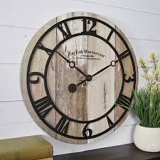 Decorative Metal Wall Clocks Clocks Wall Clocks Desk Clock Kirklands