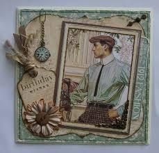 birthday card graphic45 a lady u0027s diary