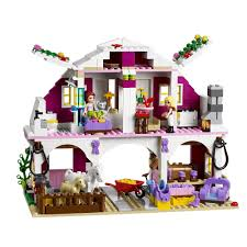 lego friends sunshine ranch 41039 lego toys