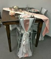 Table Cover Rentals by Tiffany Chairs Wedding Style Table Settings U0026 Linens