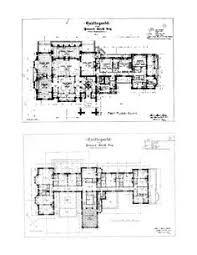 Architectural House Plans by The Second Floor Plan Beaux Arts Inspiration Pinterest