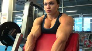 Biggest Bench Press In The World - meet natalia trukhina the world u0027s most muscular woman muscle