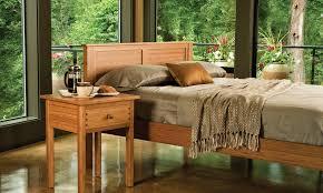 Bamboo Platform Bed Nagoya Bamboo Platform Bed U0026 Bedroom Furniture Haiku Designs Com