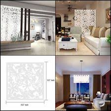 Diy Room Divider Screen Diy Room Divider Made Of Environmentally Pvc 12 Pcs Simple And