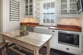 Farmhouse Faucet Kitchen by Corner Farmhouse Sink Design Ideas