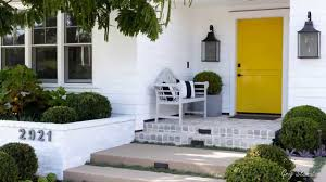 home front door eye catching front door improve your home u0027s curb appeal youtube