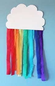 streamer rainbow my kid craft