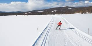 cross country skiing in grand county a vigorous exercise in serenity