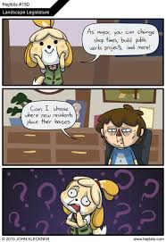 Animal Crossing Meme - why would you want to do that mayor animal animal crossing