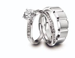 cheap wedding rings sets for him and wedding rings wedding rings sets at walmart wedding ring trio