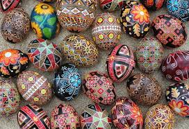 wax easter egg decorating 20 easter eggs from around the world brit co