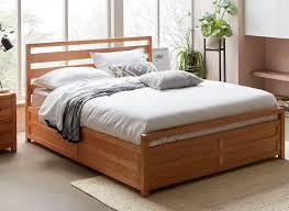 Oak Ottoman Bed Woodstock Wooden Ottoman Bed Frame Dreams