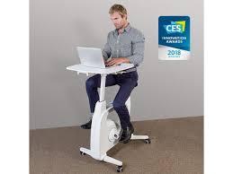 standing desk exercise equipment flexispot exercise bike home office standing desk bike deskcise