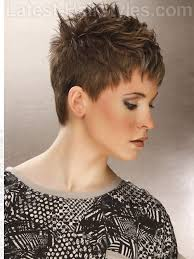 short piecey haircuts for women choppy and layered hairstyles