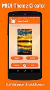 theme authorization miui v6 mi theme creator apps on google play