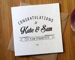 Newlywed Cards Wedding Card Personalised Congratulations To The Bride And