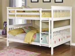 Columbia Full Over Full Bunk Bed by Nice White Full Over Full Bunk Beds Ideas Amazing White Full