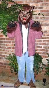 werewolf halloween costume