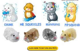 zhu zhu pet hamsters hottest toy christmas 2009 bing