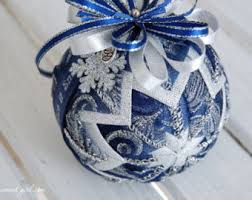 unique quilted ornaments by ornamentgirl on etsy