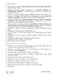 Resume For Security Job by Resume For Job Interview