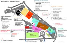 Florida Mall Store Map by Maps Parking And Directions Danbury Hospital