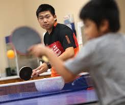 Us Table Tennis Team Rochester Coach Will Lead U S Junior National Table Tennis Team