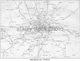 london map 19th century stock photos u0026 london map 19th century