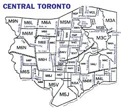 canada post fsa map accurate distributing accurate impressions printing flyer